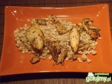 Ziołowe kąski z udka z kurczaka
