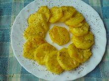 Ziołowe ziemniaczki z piekarnika