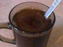 Zniewalająca kawa czarna jak diabeł