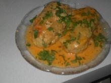 Zrazy w sosie pomidorowym