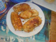 zrazy zawijane z kurczaka z papryka