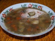 Zupa bakłażanowa