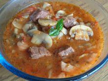 Zupa bosmańska