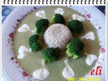 Zupa brokułowa Eli