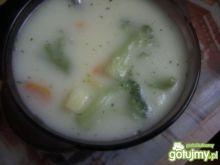 Zupa brokułowa wg ivon90