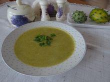 Zupa brokułowa wg Megg