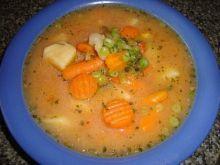 Zupa bukiet warzyw wg Wioli