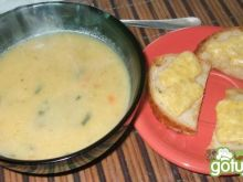 Zupa cebulowa 8.