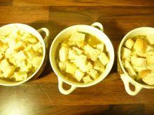 Zupa cebulowa z grzankami i parmezanem