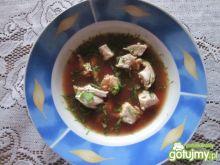 Zupa charczo z kurczaka