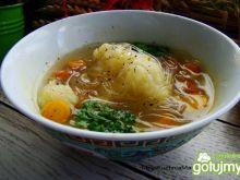 Zupa chińska kalafiorowa