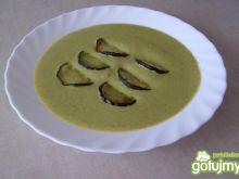 Zupa cukiniowa-krem