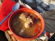 Zupa dla drwali