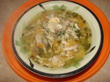 Zupa drobiowa
