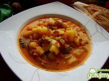 Zupa dwa ogórki