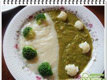 Zupa Eli kem brokułowo-kalafiorowy