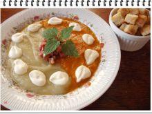 Zupa Eli z marchewki i topinambura