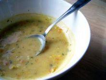 Zupa fasolowa delikatna