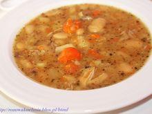 Zupa fasolowa Laluni