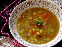 Zupa fasolowa na chłodne dni