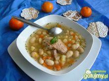 Zupa fasolowa wg mysza75