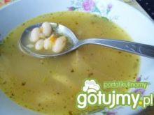Zupa fasolowa z ziemniakami 2