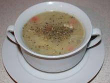 Zupa grochowa aromatyczna
