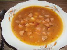 Zupa fasolowa -jaś