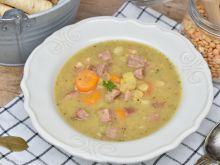 Zupa grochowa po mojemu