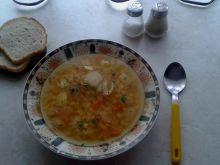 Zupa grochowa z grochu łupanego