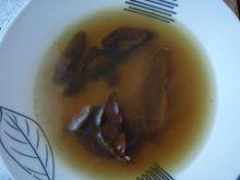 Zupa grzybowa czysta