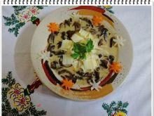 Zupa grzybowa Eli z łazankami