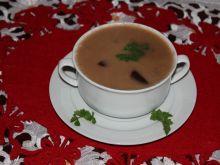 Zupa grzybowa śmietanowa