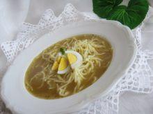 Zupa grzybowa z mielonego suszu