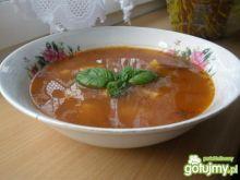 Zupa gulaszowa wg Cukiereczka