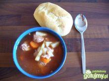 Zupa gulaszowa wg Ireny