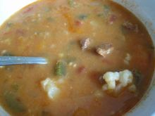 Zupa gulaszowa wg karolcia_zip