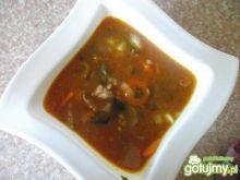 Zupa gulaszowa wg Konczi