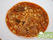 Zupa gulaszowa z pieczarkami 2