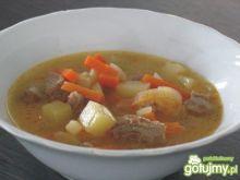 Zupa gulaszowo- jarzynowa