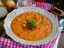 Domowa zupa gyros