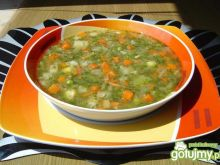 Zupa Jarzynowa bez Mięsa
