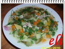 Zupa jarzynowa Eli