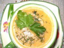 Zupa jarzynowa-krem: