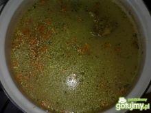 Zupa jarzynowa na żeberkach