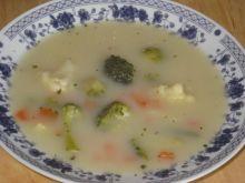 Zupa jarzynowa,pyszna i zdrowa