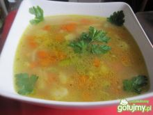 Zupa jarzynowa wg Joli