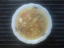 Zupa jarzynowa z białą kapustą
