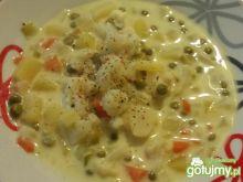 Zupa jarzynowa z curry