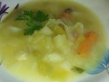 Zupa jarzynowa (z dodatkiem dyni)